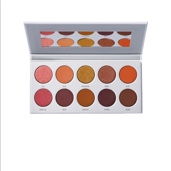 Morphe Other - Morphe X Jacklyn Hill Ring the Alarm palette
